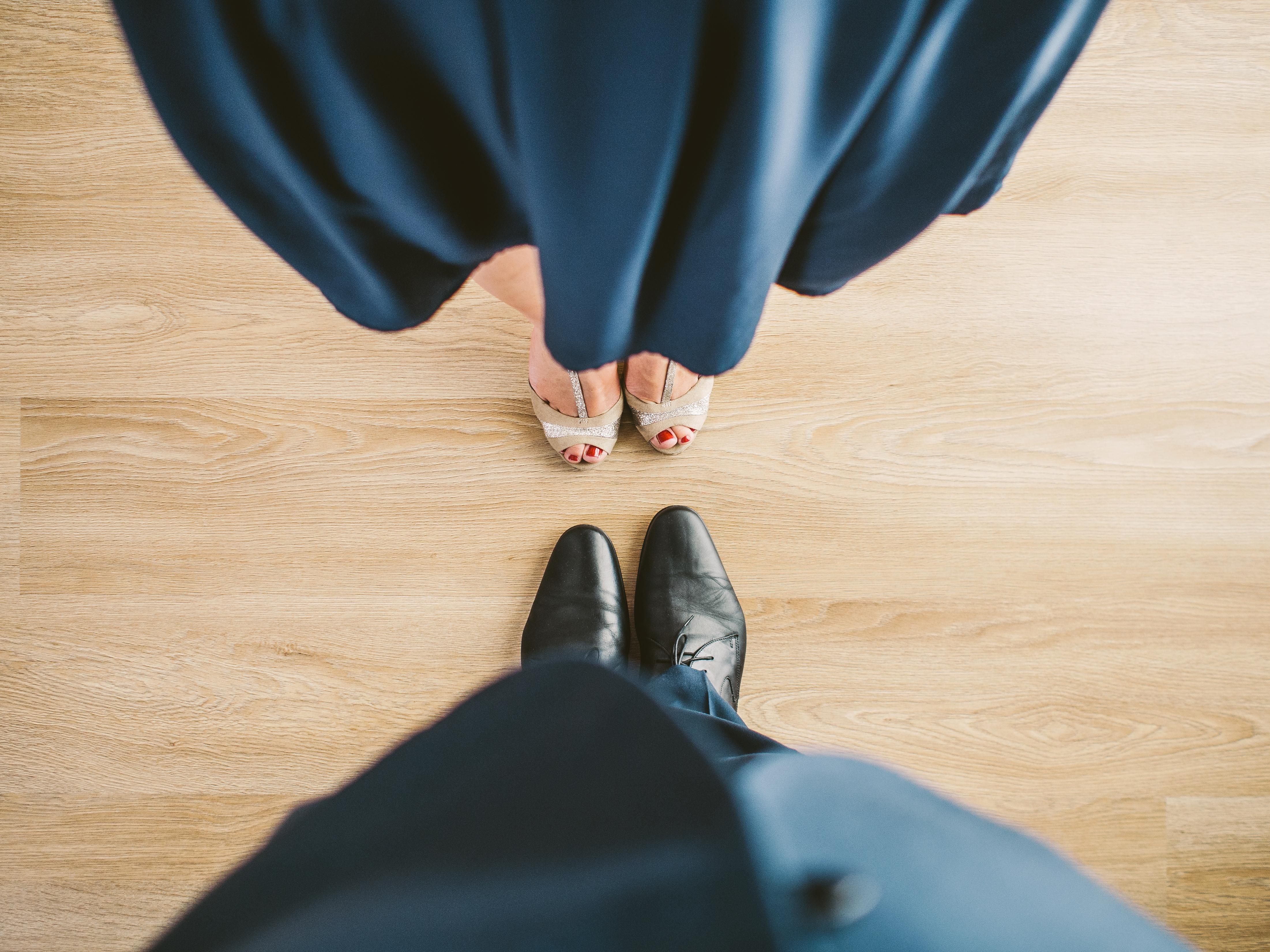 Bailando en pareja [AUDIO CUENTO]